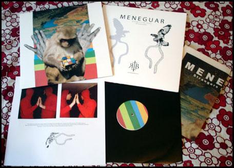 Meneguar - Strangers In Our House